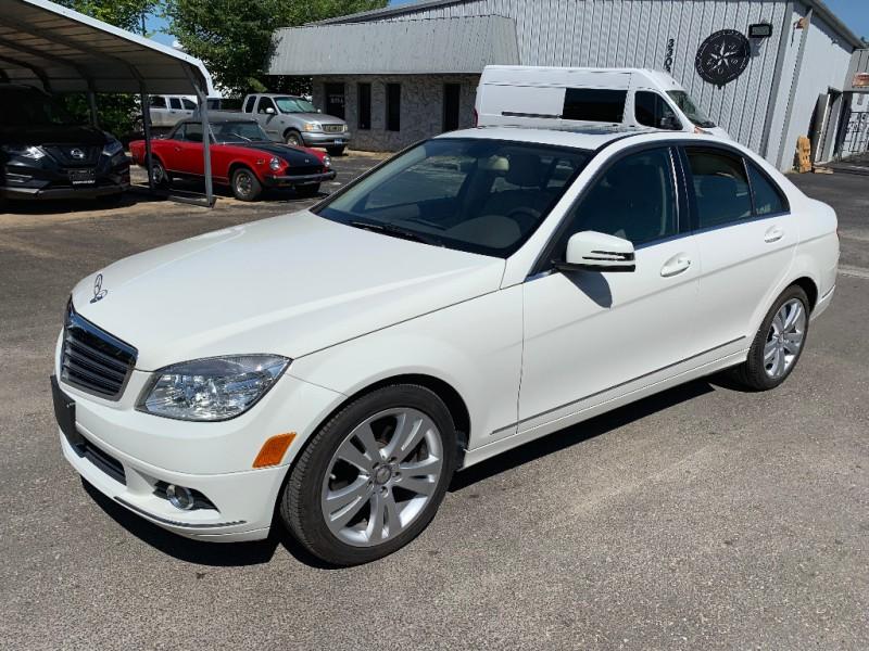 Mercedes-Benz C-Class 2011 price $7,995