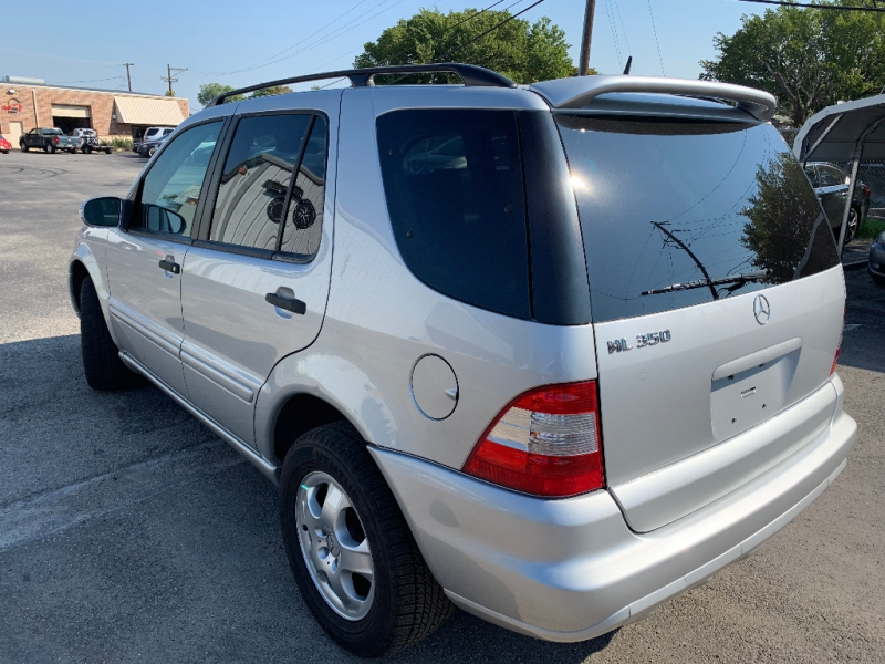 Mercedes-Benz ML350 2004 price $5,995