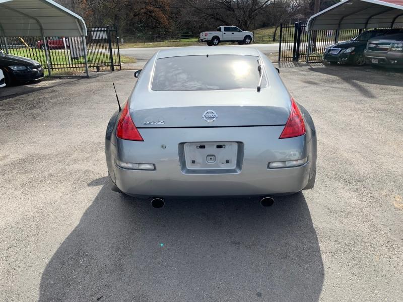 Nissan 350 Z 2006 price $5,995