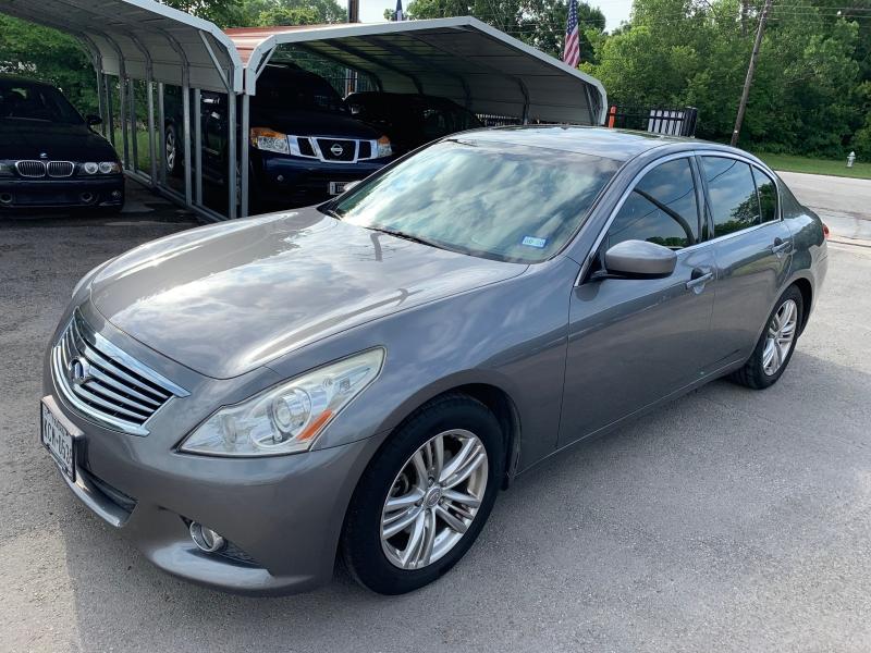 Infiniti G25 Sedan 2012 price $9,450