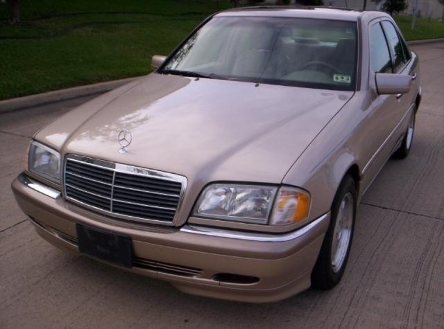 Good 2000 Mercedes Benz C230