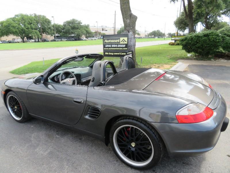 Porsche Boxster 2004 price $8,980