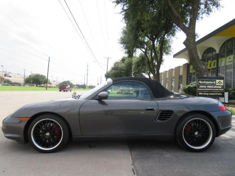 Porsche Boxster 2004 price $5,999