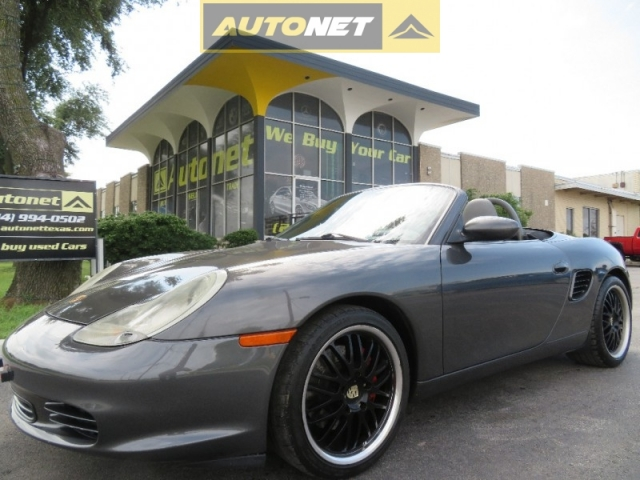 2004 Porsche Boxster 2dr Roadster S 6 Spd Manual Inventory