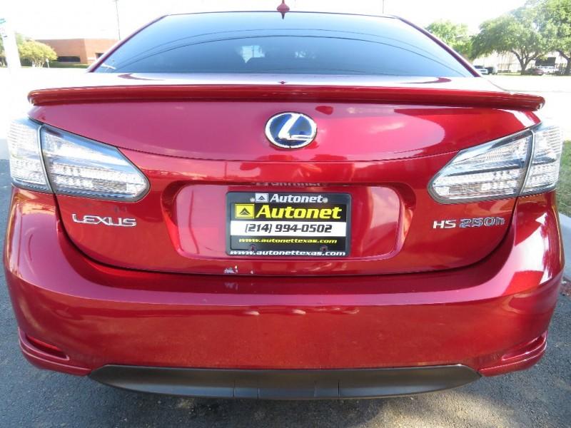 Lexus HS 250h 2010 price $7,890