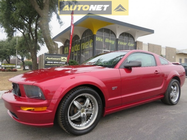 2005 Ford Mustang 2dr Cpe Gt Deluxe Inventory Autonet