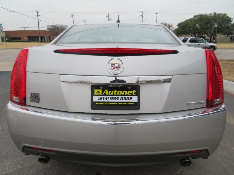 Cadillac CTS 2008 price $7,450