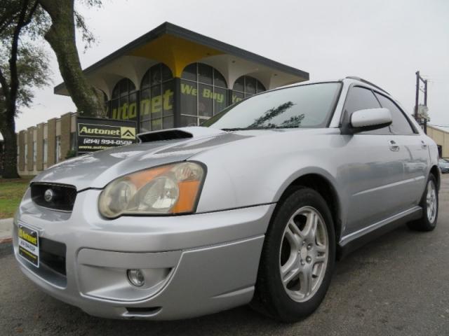 2004 Subaru Impreza Wagon (Natl)