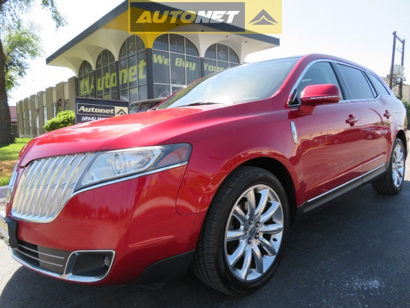 Lincoln MKT 2010 price $10,850