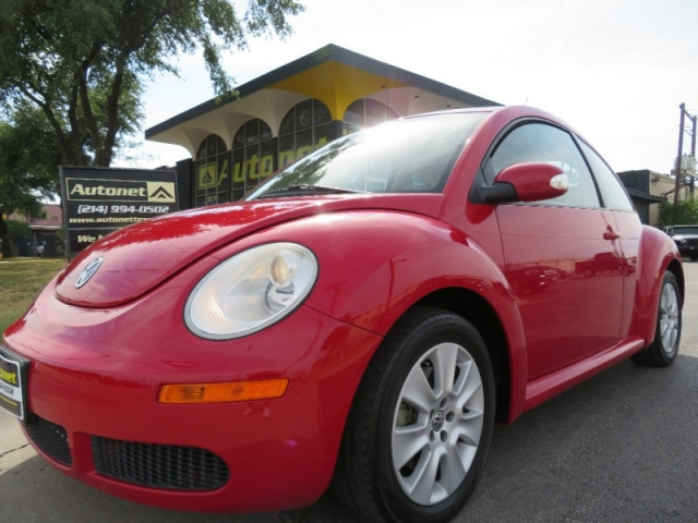 2009 Volkswagen New Beetle Coupe