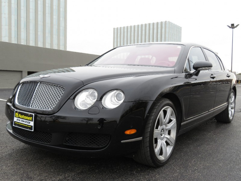 Bentley Continental Flying Spur 2006 price $24,980
