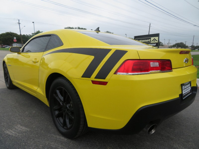 Chevrolet Camaro 2015 price $14,875