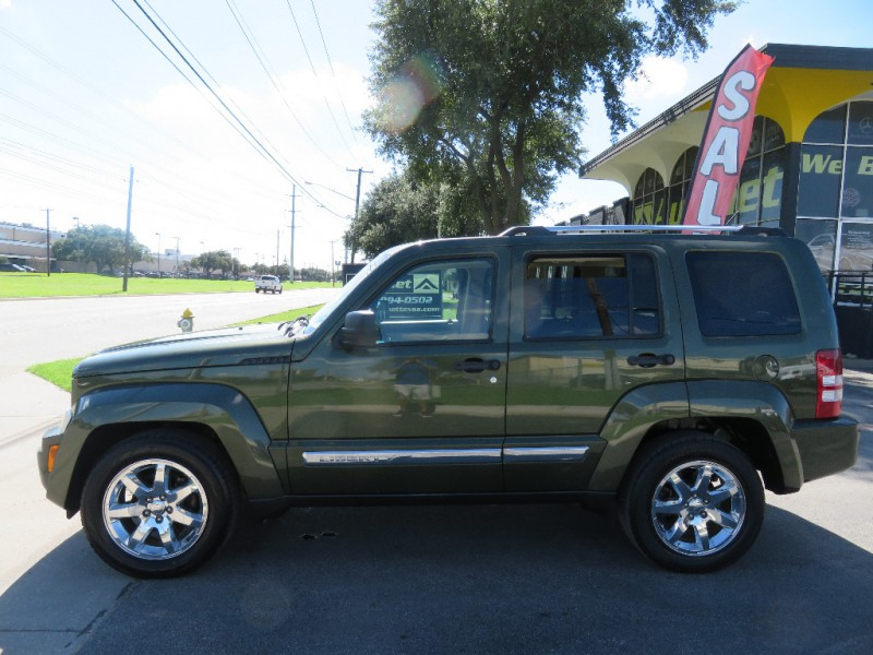 Jeep Liberty 2008 price $6,820