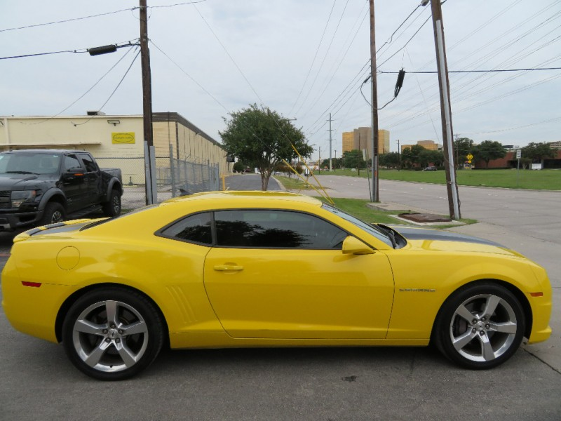 Chevrolet Camaro 2011 price $16,490
