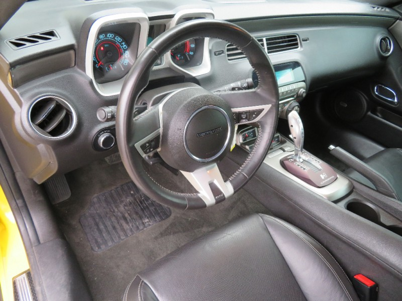 Chevrolet Camaro 2011 price $16,590