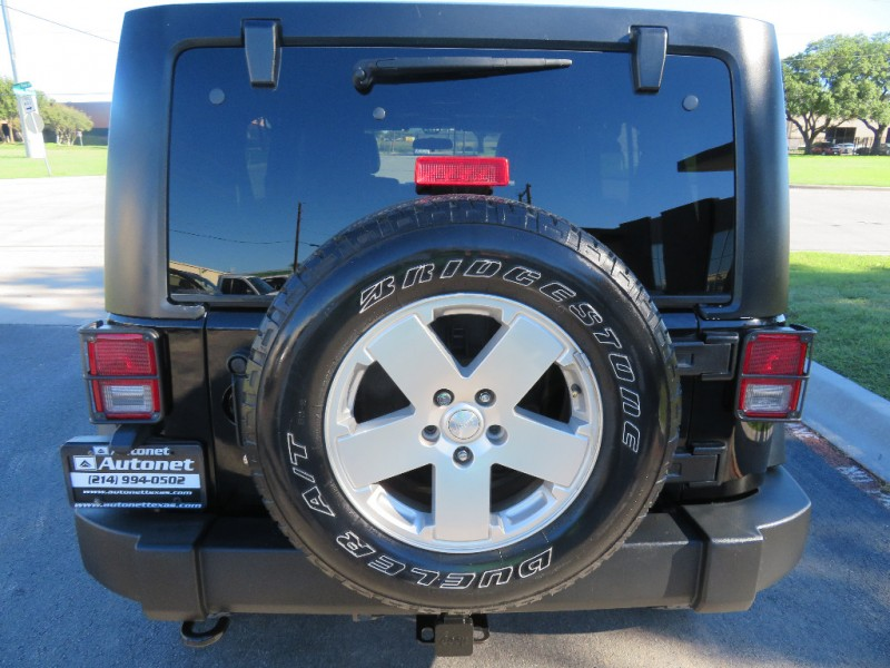 Jeep Wrangler Unlimited 2011 price $17,999