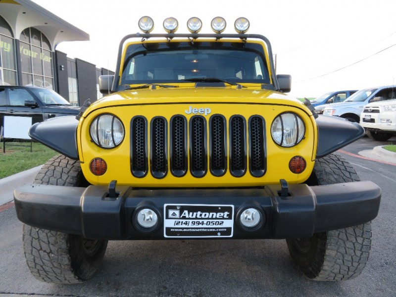 Jeep Wrangler 2008 price $14,850