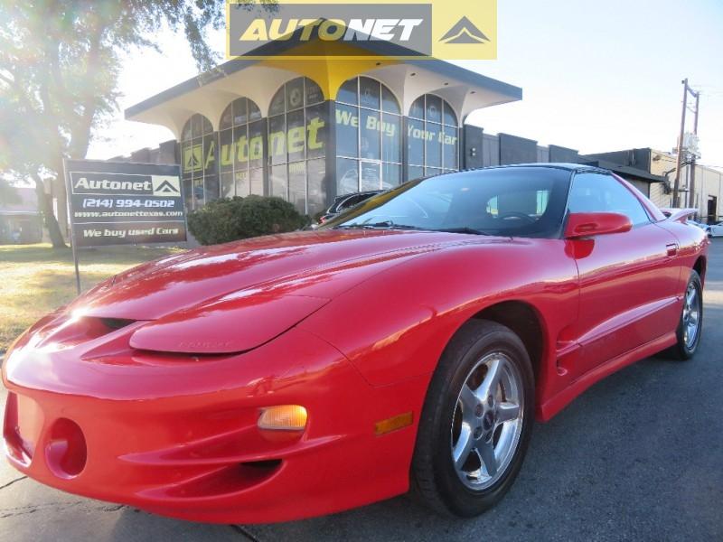 Pontiac Firebird 2001 price $14,850