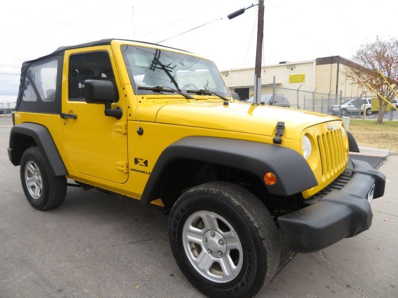 Jeep Wrangler 2007 price $11,490