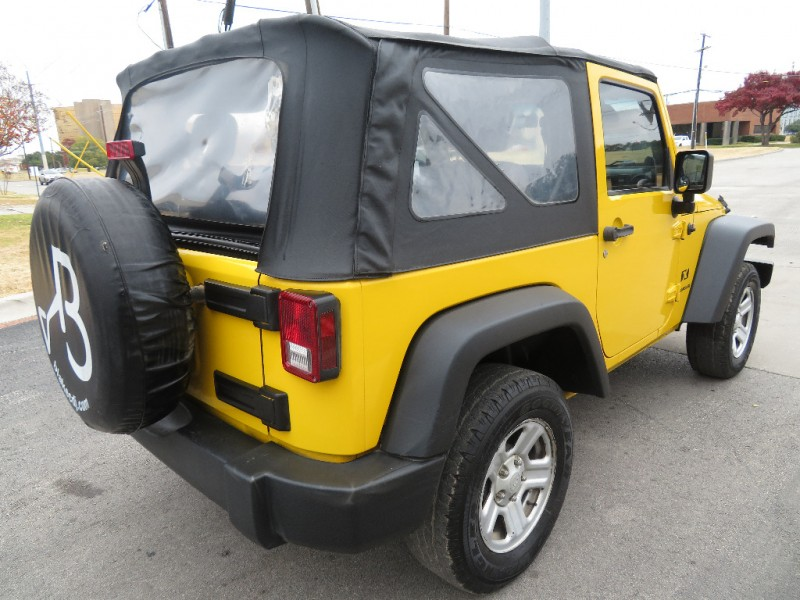 Jeep Wrangler 2007 price $11,590