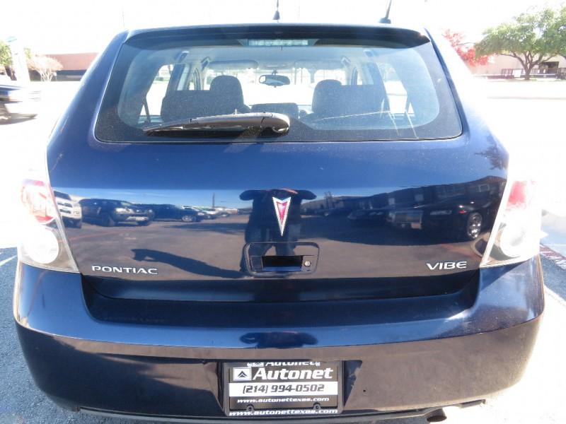 Pontiac Vibe 2009 price $5,850
