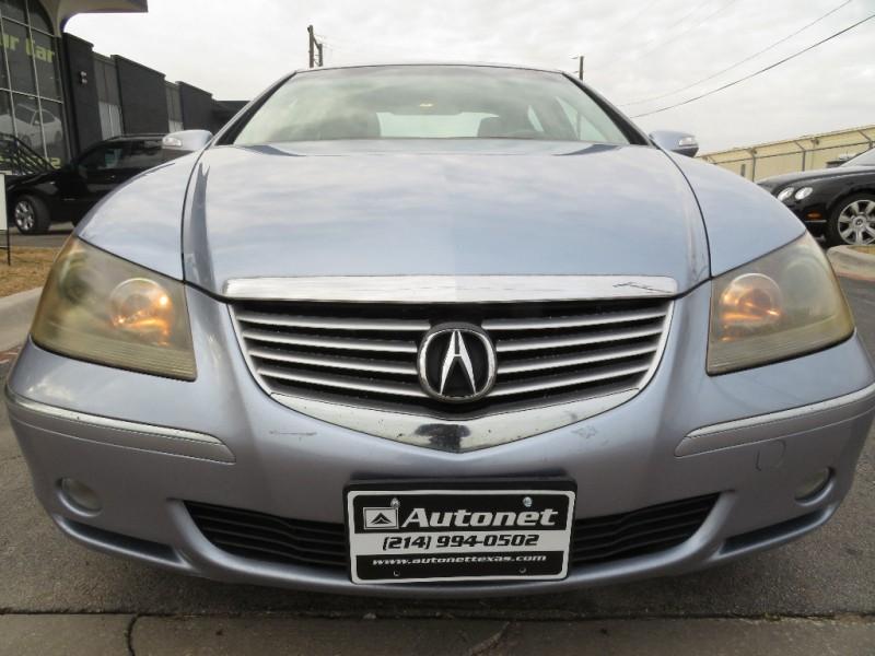 Acura RL 2005 price $5,520