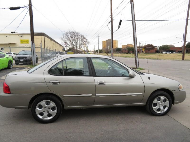 Nissan Sentra 2006 price $4,450