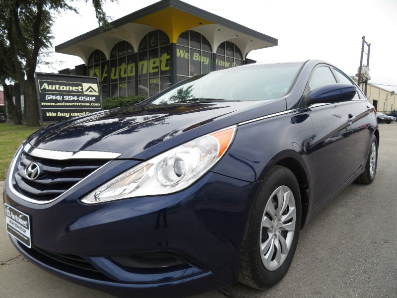 Hyundai Sonata 2011 price $4,595
