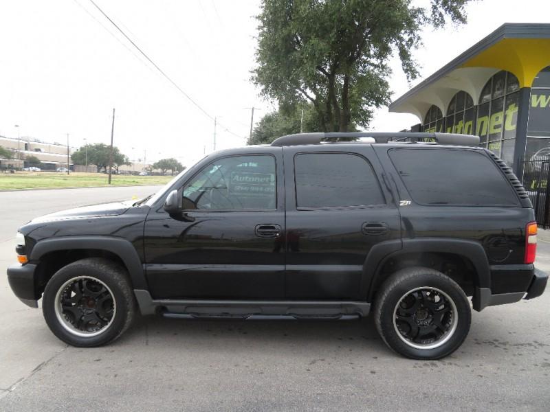 Chevrolet Tahoe 2003 price $5,850