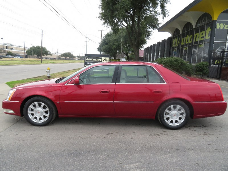 Cadillac DTS 2008 price $5,995