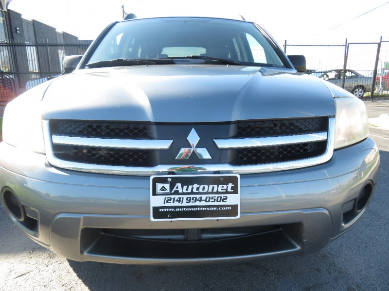 Mitsubishi Endeavor 2007 price $5,490