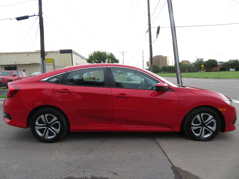 Honda Civic Sedan 2017 price $13,890