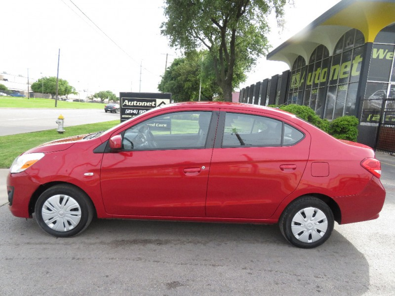 Mitsubishi Mirage G4 2017 price $8,415