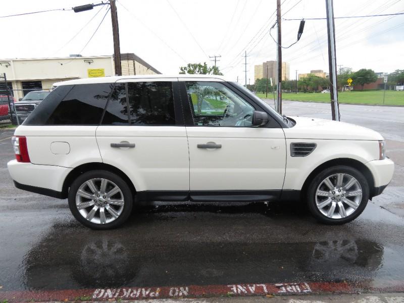 Land Rover Range Rover Sport 2009 price $10,490