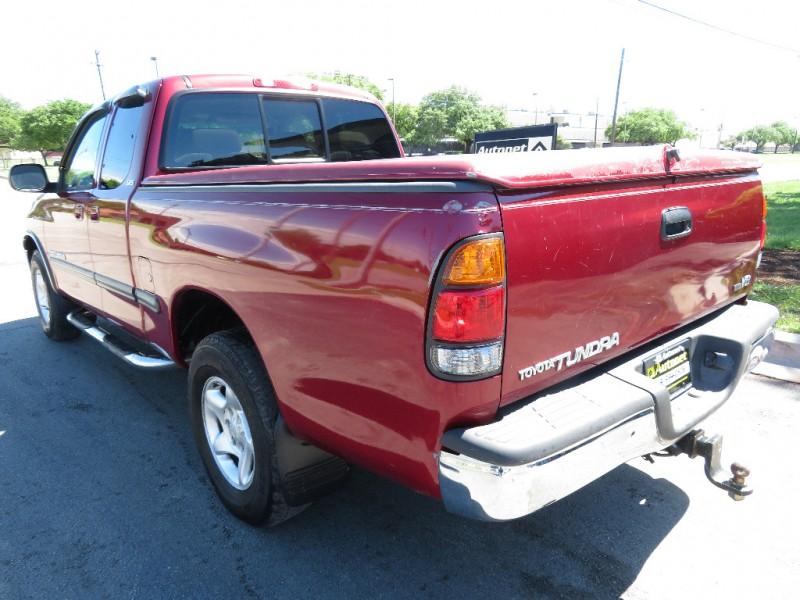 Toyota Tundra 2002 price $4,292