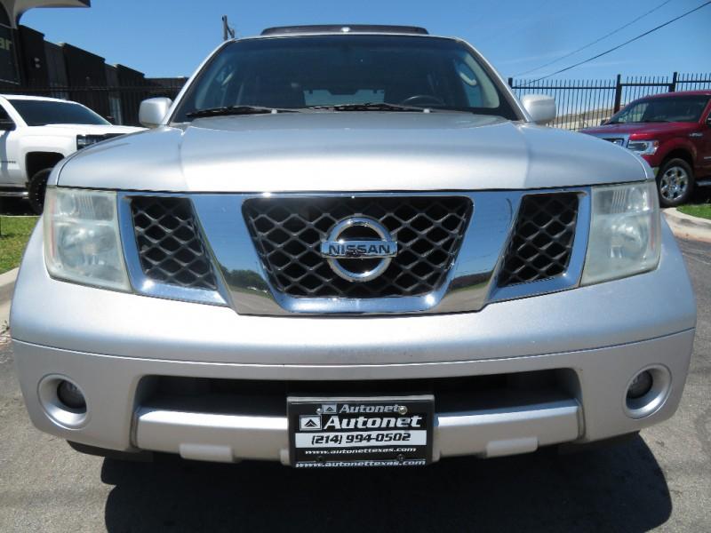 Nissan Pathfinder 2007 price $4,850