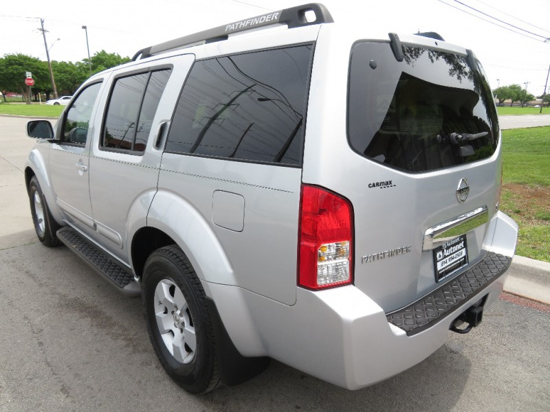 Nissan Pathfinder 2007 price $4,890