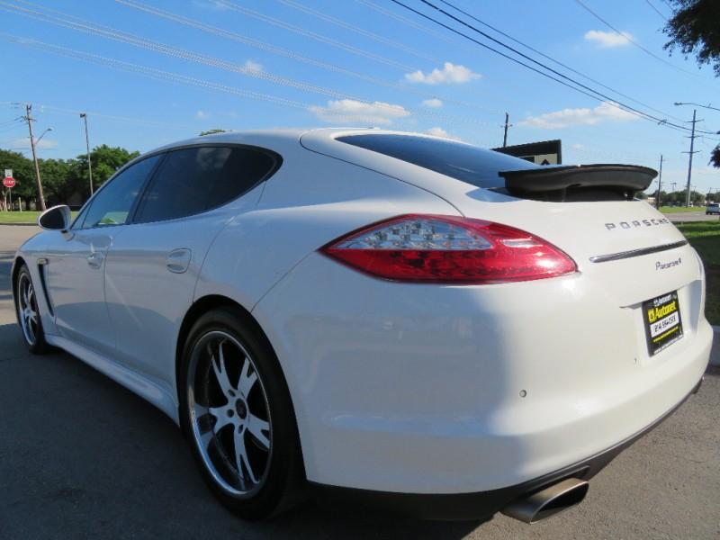 Porsche Panamera 2012 price $29,890
