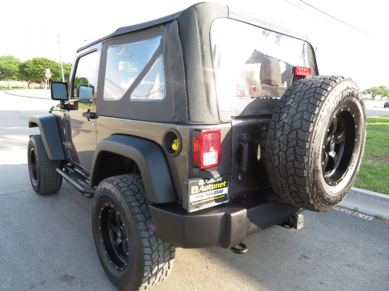 Jeep Wrangler 2017 price $24,890