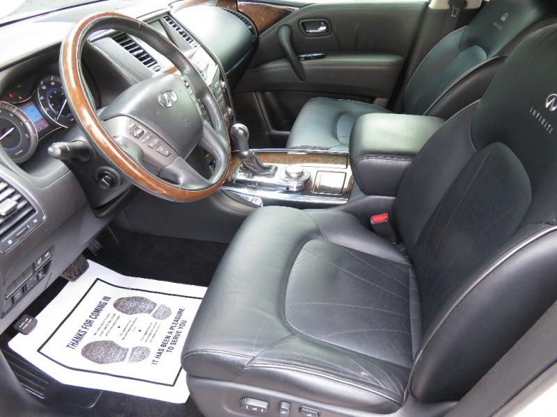 Infiniti QX56 2012 price $16,855