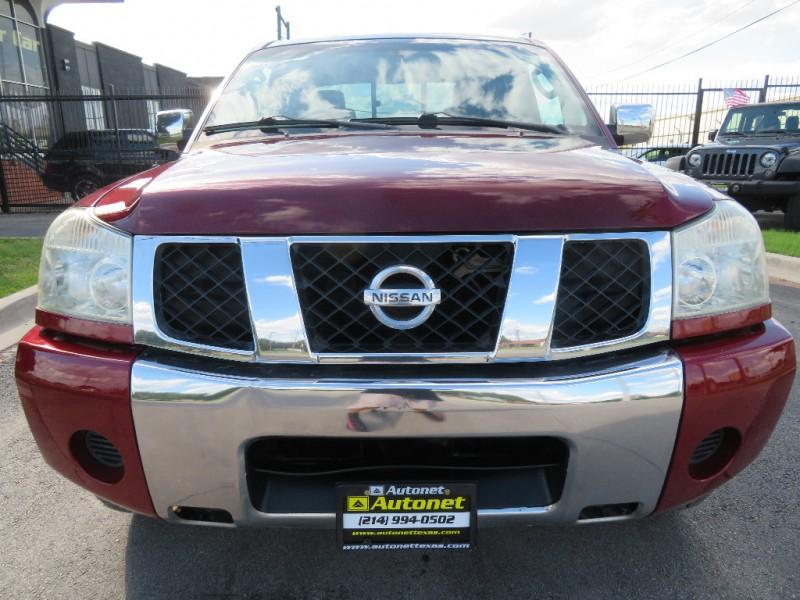 Nissan Titan 2004 price $5,595