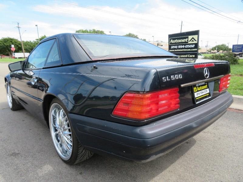 Mercedes-Benz SL Class 1998 price $3,890