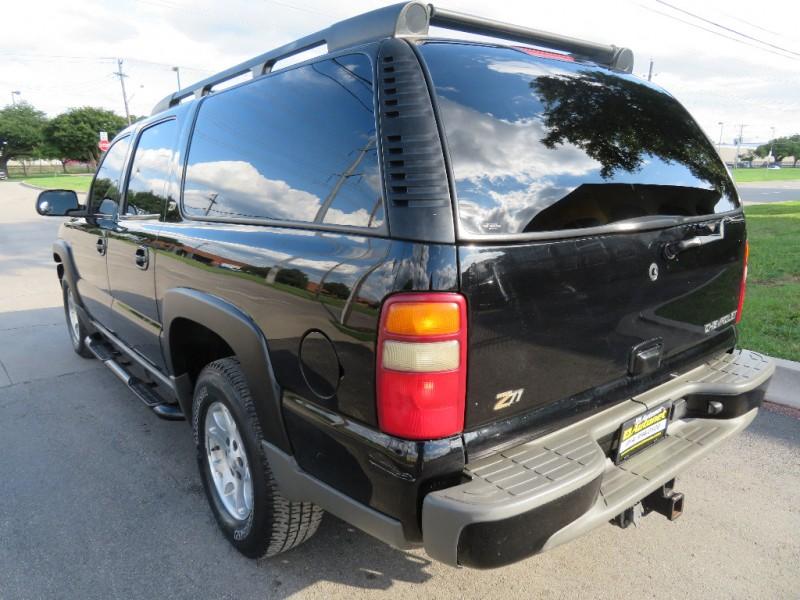 Chevrolet Suburban 2002 price $4,420
