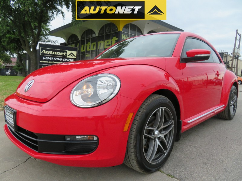 Volkswagen Beetle Coupe 2015 price $11,510
