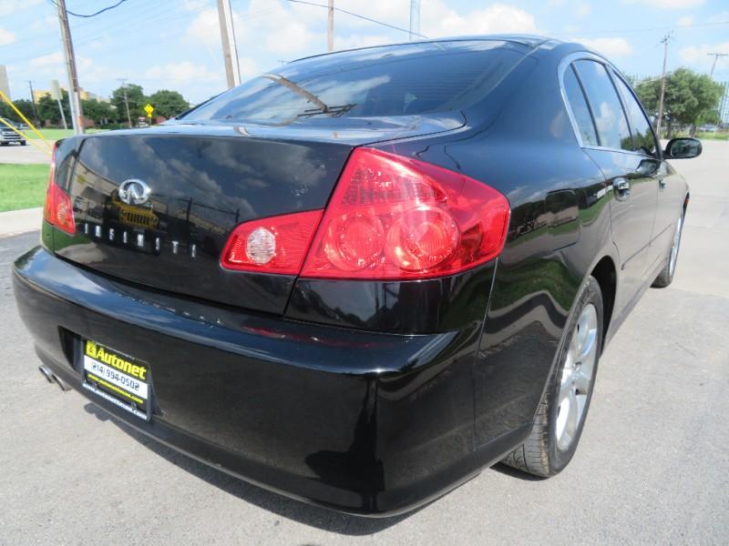 Infiniti G35 Sedan 2005 price $5,995