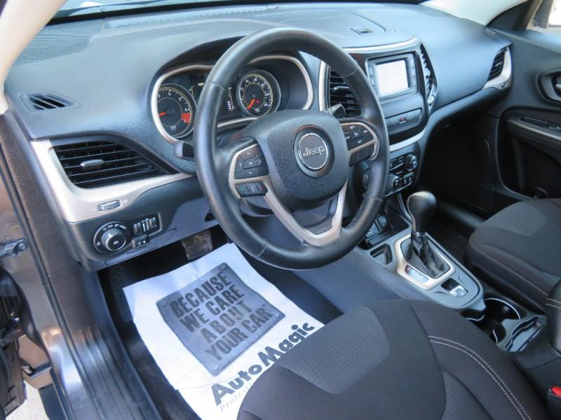 Jeep Cherokee 2015 price $14,410