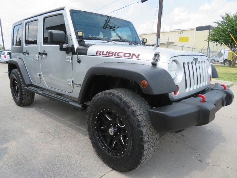 Jeep Wrangler Unlimited 2010 price $13,850