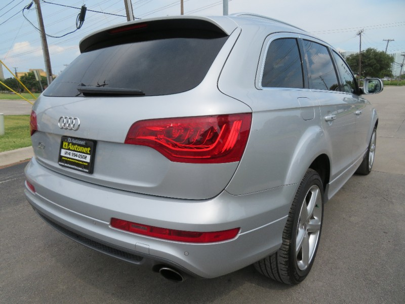 Audi Q7 2012 price $15,850