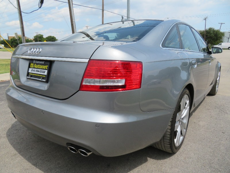 Audi S6 2007 price $13,890