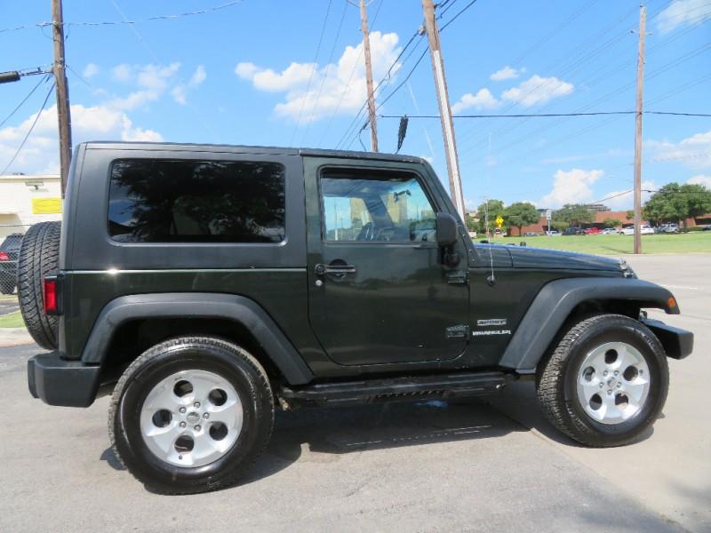 Jeep Wrangler 2010 price $14,890